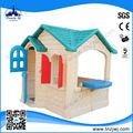 comercial 2014 fresca sensación de casas de plástico para niños