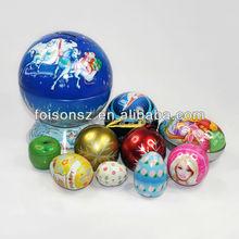 hot sale popular colorful tin ball