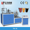 paper coffee cup sleeve machine