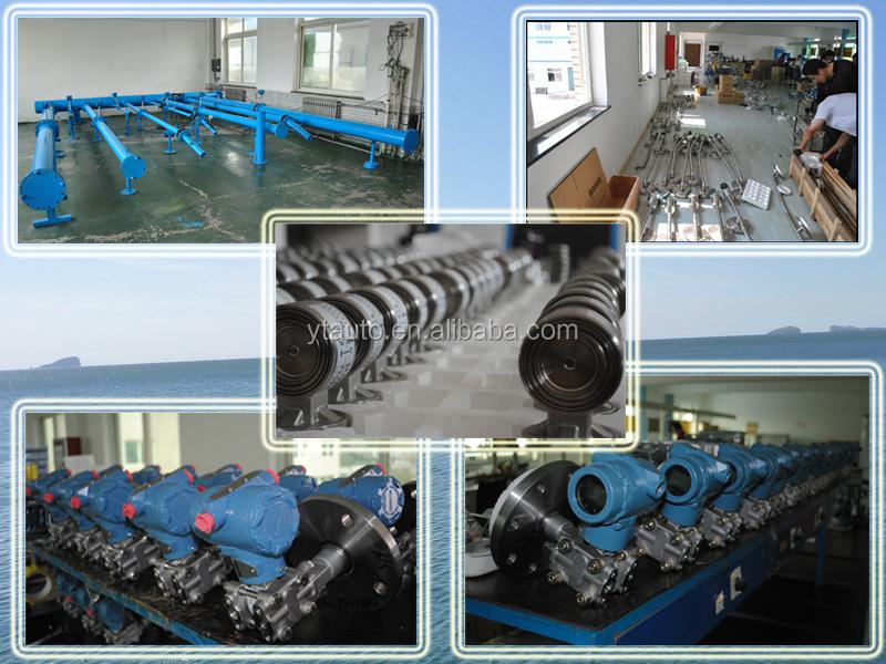 Low price pressure transmitter differential pressure transmitter