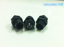 cables Type and Automotive Application electrical 2 3 4 5 6 7 8 10 12 pin multicore M12 quick connector with cable