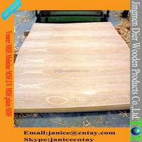 mdf cherry wood veneer panel / hdf board