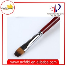 High Quality Office&School Brush for Painting Nylon Hair Art Paint Brushes Manufacturers
