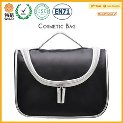 black professional cosmetic bag wholesale
