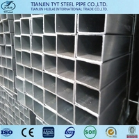 hollow section square steel pipe