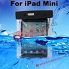 Under Water 5M Waterproof Bag Case for iPad Mini with Neck Strap