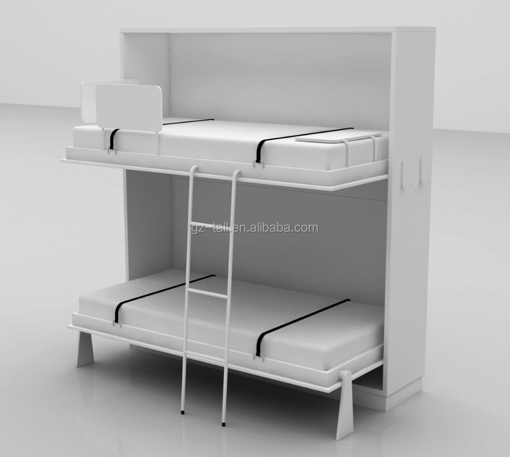 haute qualit h tel meubles horizontal pliable lit superpos pour singapour lit d 39 enfant id de. Black Bedroom Furniture Sets. Home Design Ideas