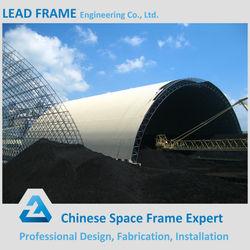 Light Gauge Steel Framing For Coal Fired Power Plant Coal Storage