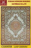 Vietnam Market Hot Sale High Quality Flower Carpet Tile for Floor