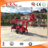 Borehole drilling used portable water well drilling rigs for sale
