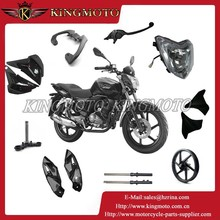 Titanium high performance complete exhaust system motorcycle parts for ARSEN II