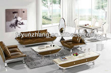 green inlay stone top coffee table