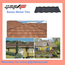 Easy Install Color Roofing Metal Tile for Building Roof