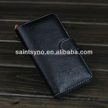 13010 High quality genuine leather mobile phone case.