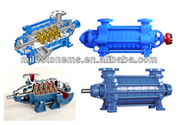 high efficiency high head horizontal multistage centrifugal high pressure water pump