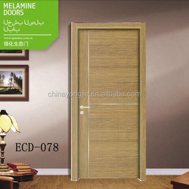 M lamine porte de la salle modernes mod les de portes en for Taille porte interieure
