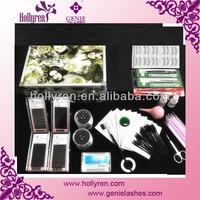 AAAA Fansion Beauty Individual Make Up Eyelash Extension Kit Box