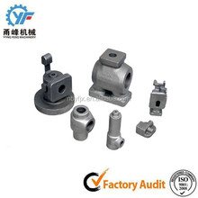 Customized Drawing valve/ investment casting/steel casting and machining valve parts