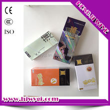 Multi color male condoms 100% best natural rubber with high quality