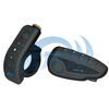 V8, 5 riders, NFC function, motorycycle bluetooth helmet headset, bluetooth intercom, bluetooth interphone, NFC