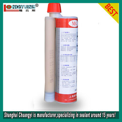 CY-899 vinyl anchor glue, injection type adhesive, steel bar planting adhesive