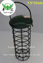 High quality Plastic Tube seeds peanuts Bird Feeder at best price
