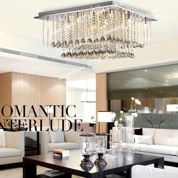 so sch n moderne kristall decke deko leuchten f r wohnzimmer etl60016 deckenleuchte produkt id. Black Bedroom Furniture Sets. Home Design Ideas