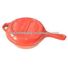 Candy color enamel cookware Baking pan