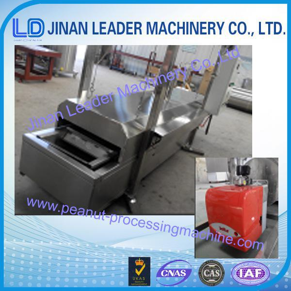 300kg fryer processing line food frying machine fryer