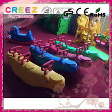 New style factory direct long plastic slides