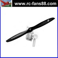 PR-EW2208 inch Carbon Fiber Propeller for rc airplane 45-60CC engine