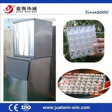 900kg commercial cube ice machine supply to Indonesia market