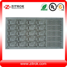 Aluminium PCB for led lighting, quickturn pcb for electronics projects