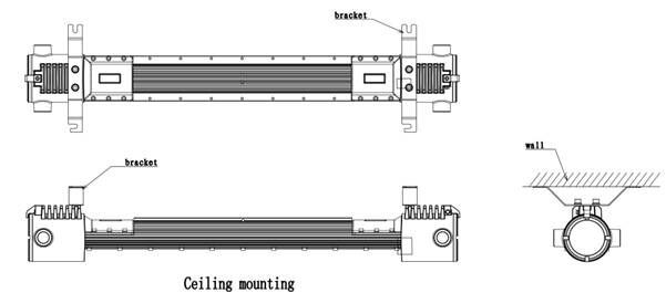 celling mounting