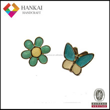 Factory price enamel stud earring for girls