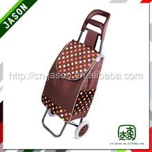 folding trolley luggage black cotton drawstring backpack