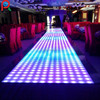 60*60cm portable cheap led dance floor disco dance floor for wedding