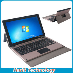 12 inch Wired Magnetic Keyboard Case With Pogo Pin and Trackpads For Windows Tablet PC Compatbile With 11.6 inch Tablet PC