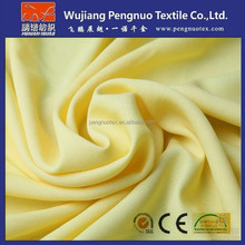 polyester crepe fabric korean crepe fabric for ladies summer dress fabric