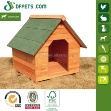 DFPETS DFD002 China Factory Outdoor Wooden Dog Kennel Wholesale
