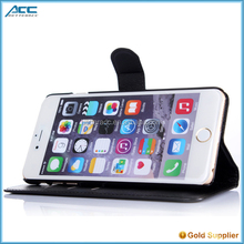 For iphone 6 Flip stand leather case for iphone 6 cases