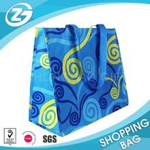 Wholesale Reusable Woven Shopping PP eco Tote Bag