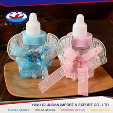 HOT SALE Newest Fashion! all kinds of best selling plastic wedding candy bottles with good price