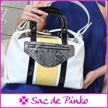 Top popular woven mk handbags fashion tote bags wholesale