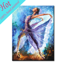 Yes frame and dancing portrait paintings for wall