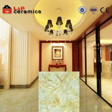 Foshan factory marble look jade look building material for floor and wall