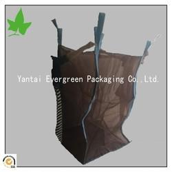 PP Bulk Mesh Bag Packing For Firewood 1000kg