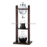 Resistant glass Cold Drip Ice dripper Coffee Maker