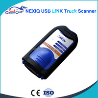 Universal truck scanner nexiq 2015 USB Link for all 24 V truck diagnosis