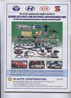 Autoparts For Korean Car